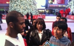 Exclusive Interview With Professional Basketball Player Chris Paul from the Los Angeles Clippers