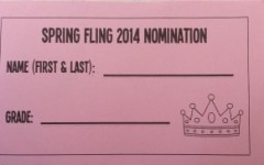 2014 spring fling nominations