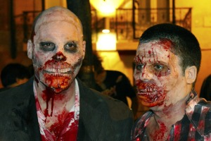 mathematical possibility of a zombie apocalypse Military sources tell us that the possibility of a zombie outbreak is high and we must start to prepare because a zombie apocalypse may last for many years.