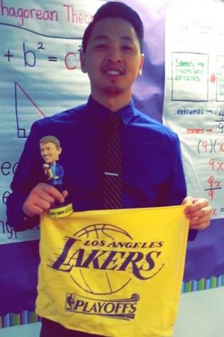 #1 Lakers Fan, Thomas Lo