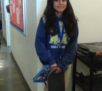 Natali Cabrera: Youngest LA Representative