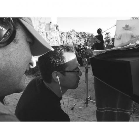 Nathaniel Broguiere: A movie director