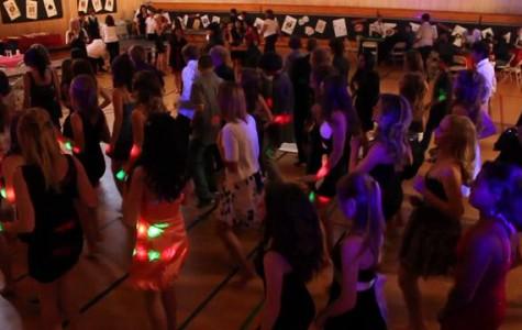 Eighth Grade Dance Reactions