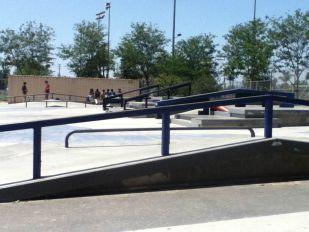 Gilbert Lindsay skate park
