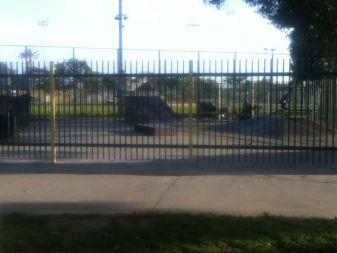 Bethune skate park