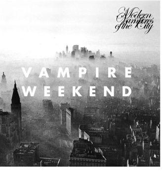 Album cover of Vampire Weekend's,