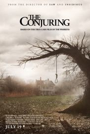 Movie poster of The Conjuring  photo credit: http://i.movie.as/p/126276.jpg