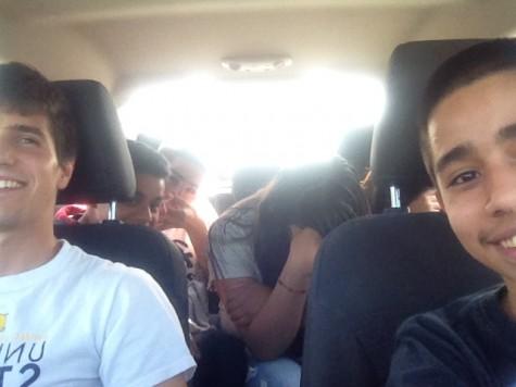 SRLA last trip to Speedzone