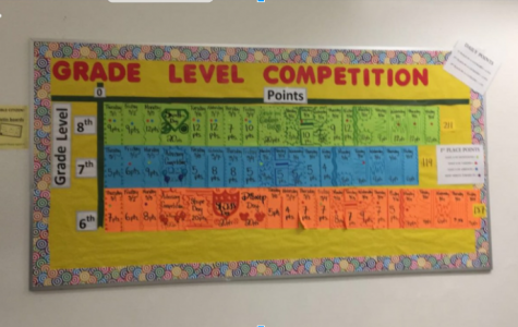Grade Level Competition Winners