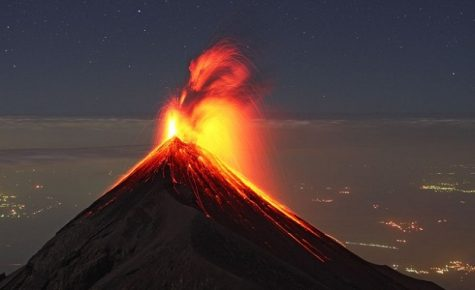 Volcanic Eruption in Guatemala