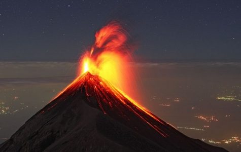 Volcanic Eruption in Guatemala