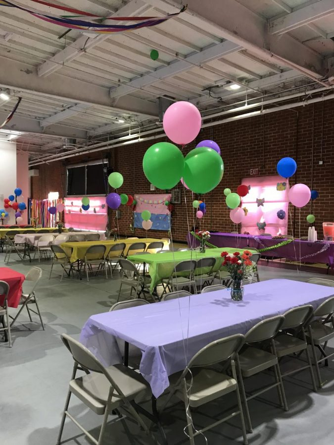 Time and money go into Spring Fling preparations