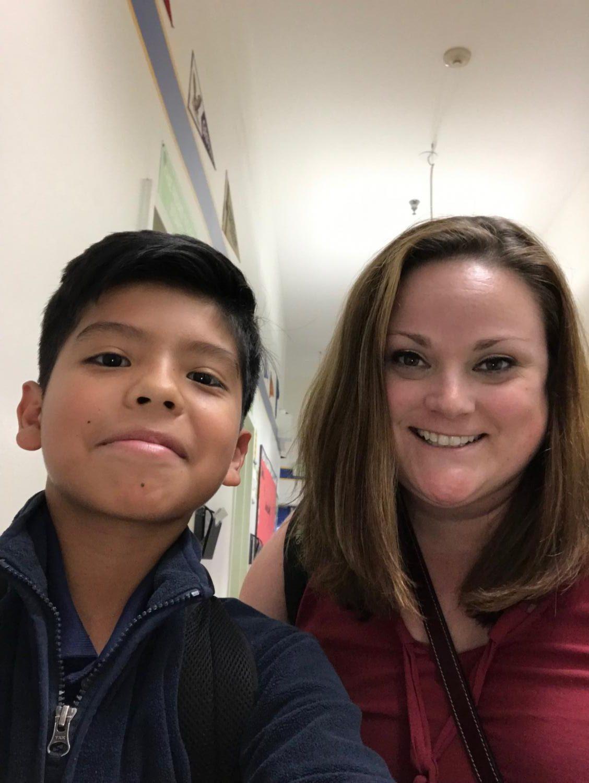 Ms. Borum and Christian