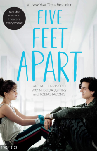 Five Feet Apart is a book to cry for