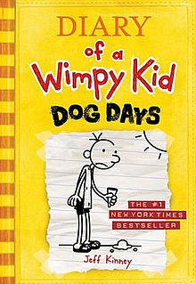 Diary of a Wimpy Kid: Dog Days is a funny bone tickler
