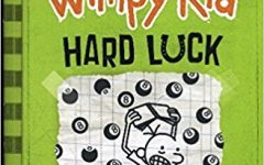 Diary of a Wimpy kid is mainly bad luck!!!