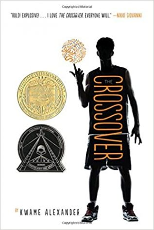 The Crossover book is  poem that teaches a  valuable lesson.