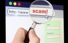 Avoid coronavirus-related scams