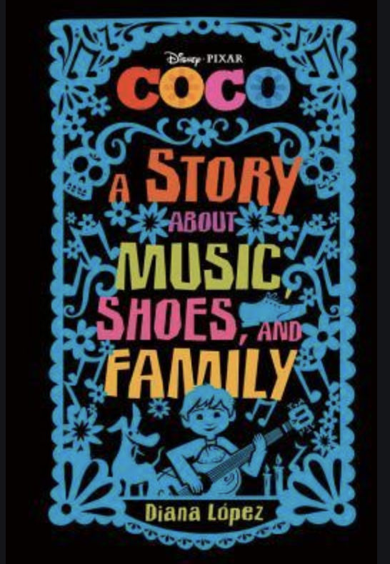 Coco+is+a+story+about+the+importance+of+family
