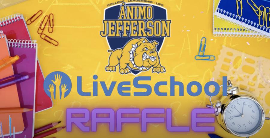 LiveSchool raffle #1