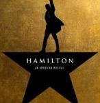 This is the poster of Hamilton.