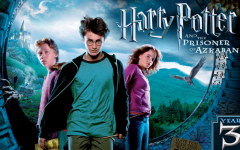 This is a picture  of the three friends go through the events that happen on the movie.They are Harry's best friends and stick with him at all times.They together find out that sirius black is Harry's godfather.