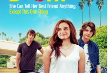 The Kissing Booth is relatable to teens