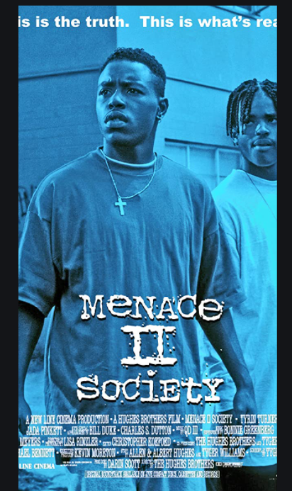Menace II Society is a classic movie that depicts gang violence in LA