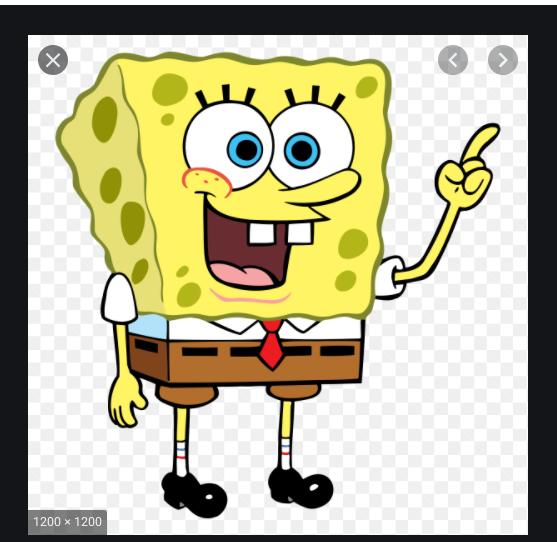 Spongebob and Patrick will make you laugh