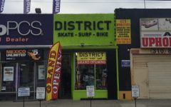 Visit the District Skate Shop
