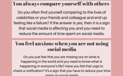 Social media affects our mental health