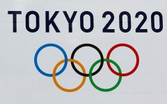 The Tokyo Olympic games are happening this summer ... for now