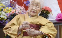 Kane Tanaka is the world's oldest living person.