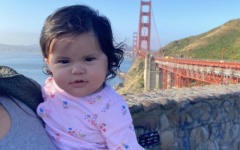 My little sister's first trip to San Francisco.