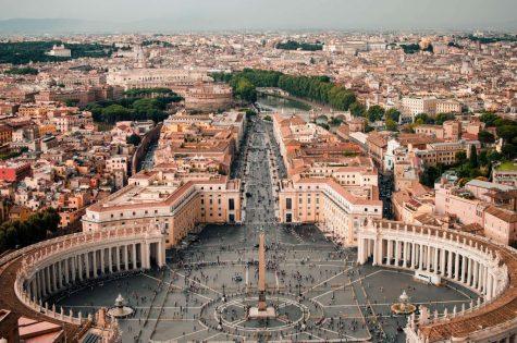 Next stop: Rome, Italy