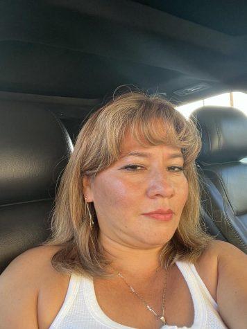 My mom, Claudia Diaz.